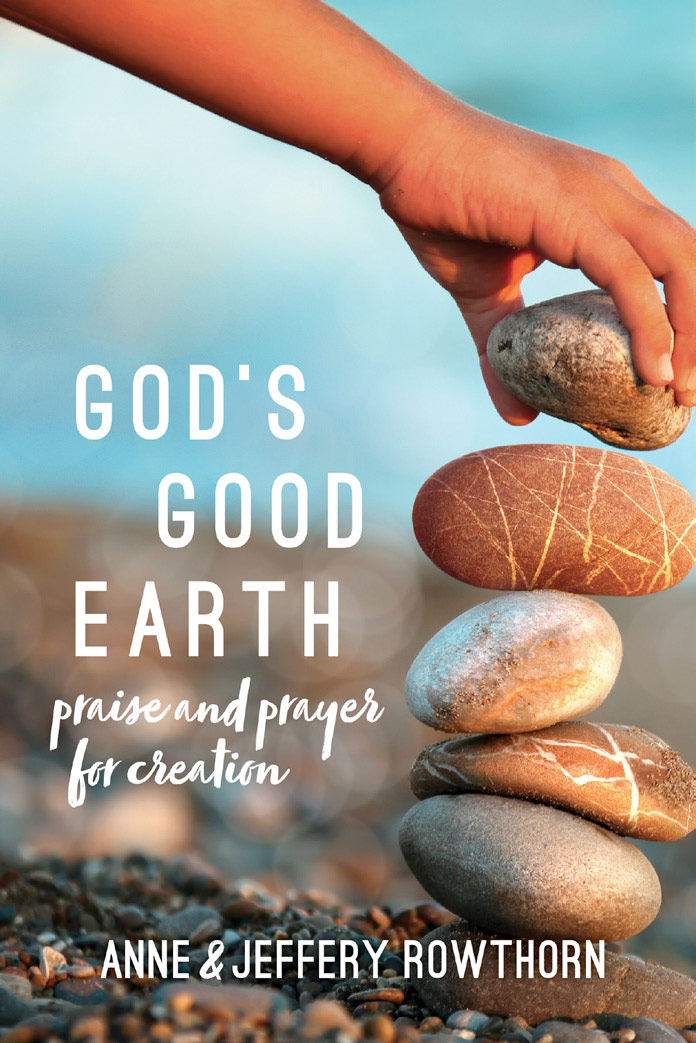 Book cover: God's Good Earth